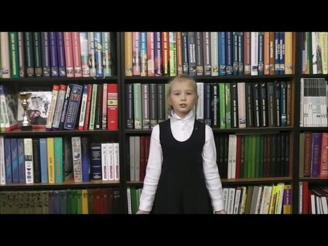 Изображение предпросмотра прочтения – АлинаКлимова читает произведение «Письмо» И.М.Пивоваровой