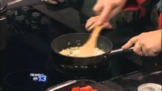 Crispy Carrot Casserole