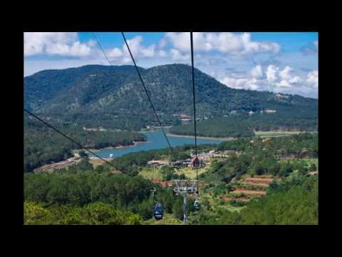 Top 10 Tourist Attraction in Vietnam | Da Lat Travel and Tourism Guide Part 1