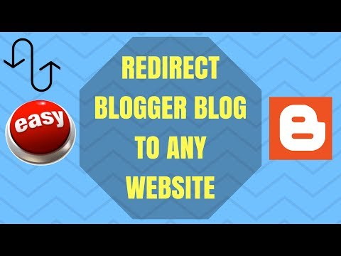 Redirect blog wordpress