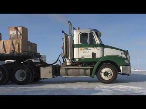 Lynden Transport (Full Video) - Trucking to and from Alaska