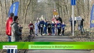 Driedorpenloop van AV Flevo Delta in Biddinghuizen