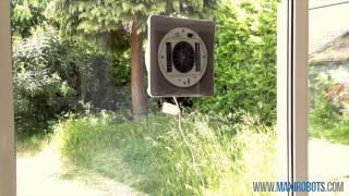 Robot lave vitre  Winbot 930 - Démonstration