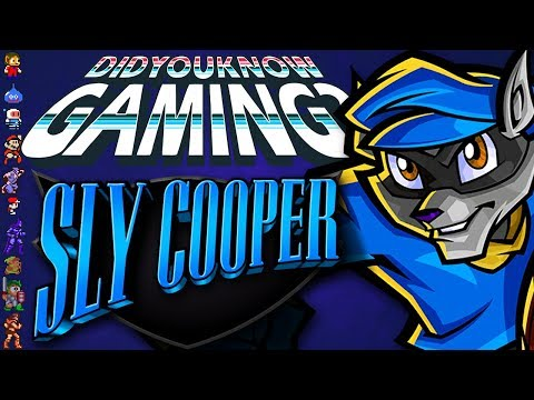 Sly Cooper - Did You Know Gaming? Feat. Caddicarus