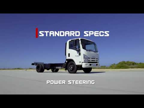 Isuzu N-Series Trucks | Product Overview