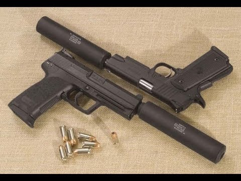 how to make a silencer for a airsoft pistol youtube