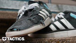 hierro tierra escena  Adidas Tyshawn Pro Skate Shoes - Free Shipping | Tactics