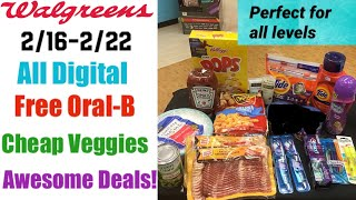 Walgreens 2/16-2/22   All Digital Breakdown Deals   Couponing Deals This Week   Walgreens Deals