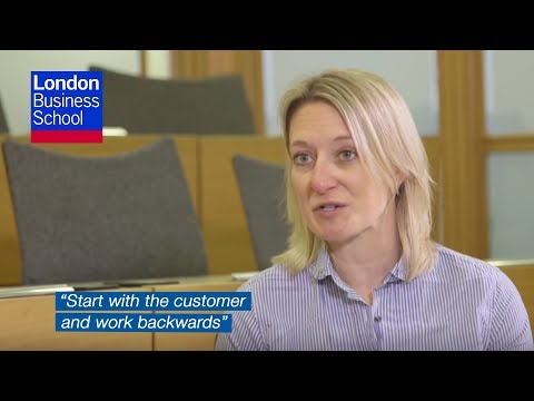 Amazon's culture of innovation | London Business School Mp3