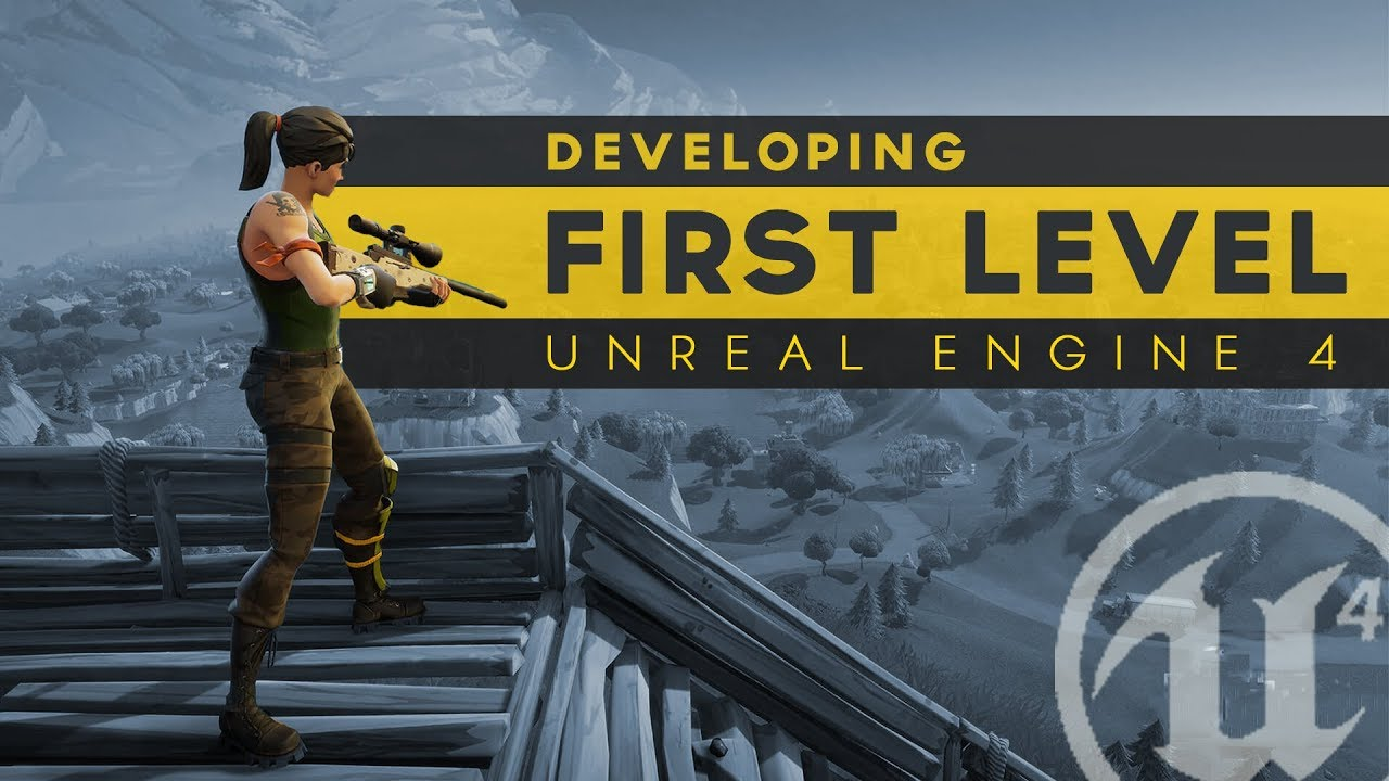 Creating Video Game Levels With Ue4 Unreal Engine 4 Level Design Tutorial Series Youtube