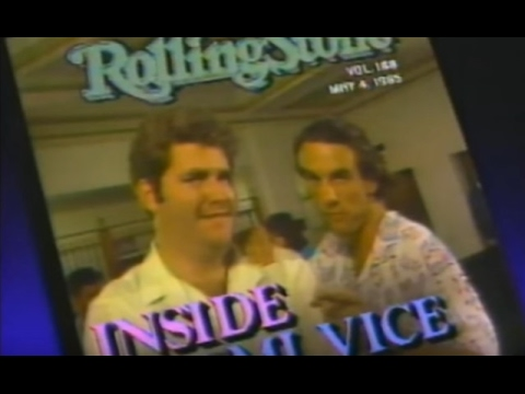 The Vice guys Switek and Zito interview (1985)