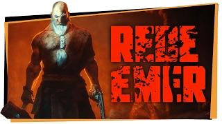 Redeemer - Mistura de Diablo com God of War