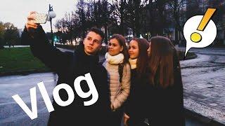 "VLOG | Тур по Йошкар-Оле и бэкстейдж клипа ""5 МИНУТ НАЗАД"""