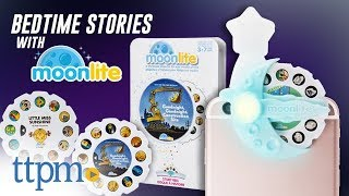 Get ready for Bedtime with Moonlite from Spin Master