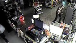 Clarksville Police release new video of Kangaroo Express Robbery