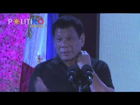 Karaoke ban, isinisi ni Duterte sa mga boses palaka