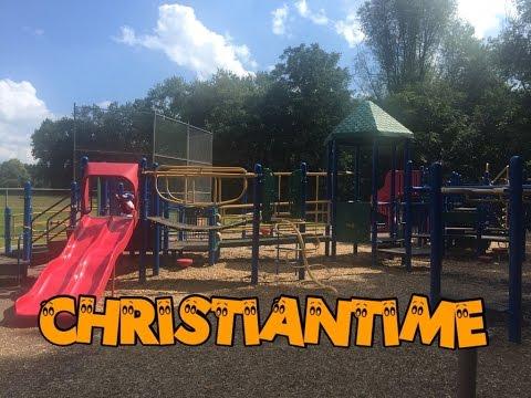 Naubuc School Playground Glastonbury CT