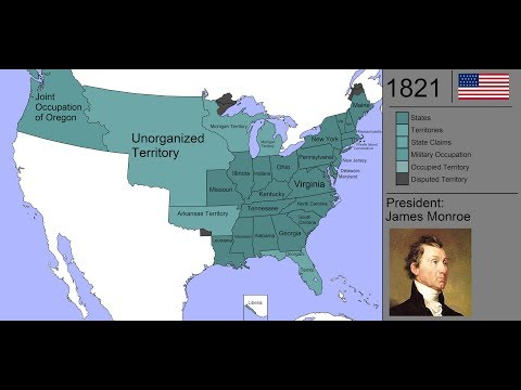 The History Of The United States Of America: Every Year
