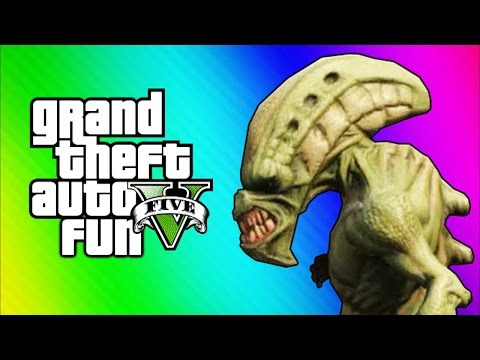 Thumbnail: GTA 5 Online Funny Moments - Tow Truck Tornado Glitch & Aliens (GTA 5 Fun Jobs)
