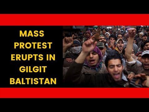 Pakistan decide to lease land to China for mining, mass protest against decision in Gilgit Baltistan
