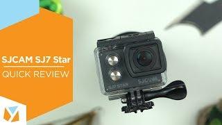SJCAM SJ7 Star Review