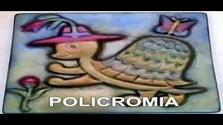 COMO PINTAR POLICROMIA METALIZADA