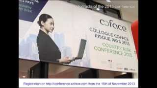Coface Country Risk Conference 2014 - The global economy trends in one day
