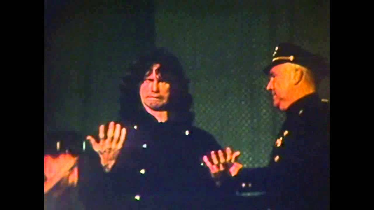 Jim Morrison On Stage Arrest The Doors - ''New Have...