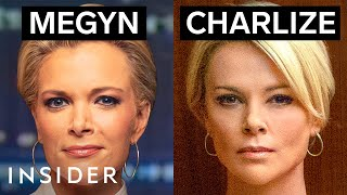 How Charlize Theron Transformed Into Megyn Kelly For 'Bombshell' | Movies Insider