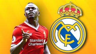 Liverpool Transfers: Real Madrid Target Sadio Mané