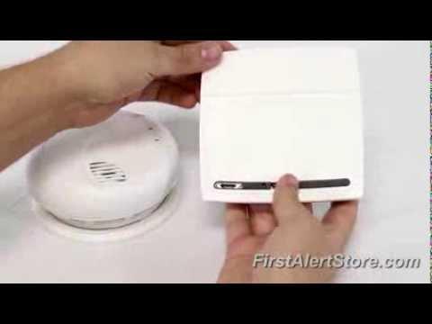 First alert carbon monoxide detector owners manual.