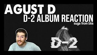 Baixar AGUST D (SUGA): D-2 ALBUM REACTION [BTS ROAD MAP] 💜