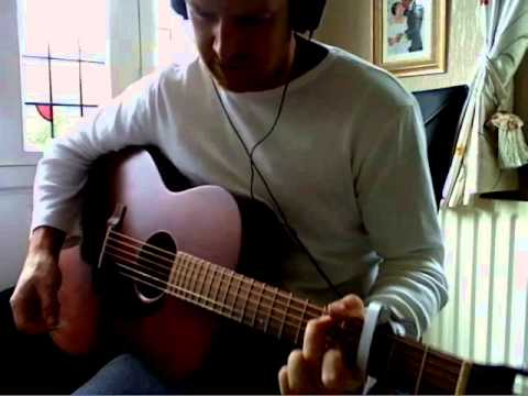 Someplace, by Jake Bugg acoustic guitar lesson / tutorial