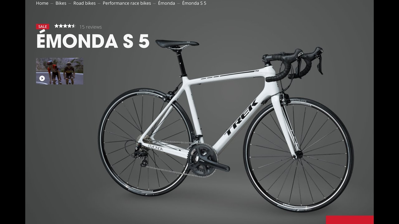 98cb8d825ae Trek Emonda S Test Ride & Review. Durianrider Cycling Tips