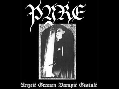 pyre -  Screaming lord of the empty graves (1995)