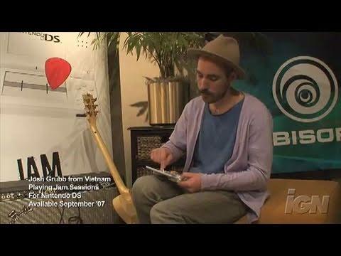 Jam Sessions Nintendo DS Video - No Woman No