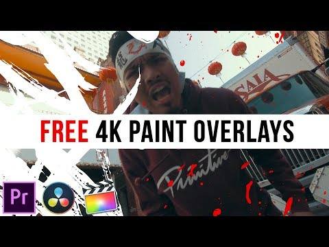 Paint FX (FREE SAMPLE PACK) – CinePacks
