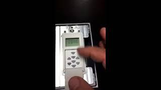 How to program a smart digital timer