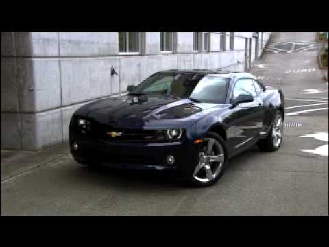 2010 Chevy Camaro Review