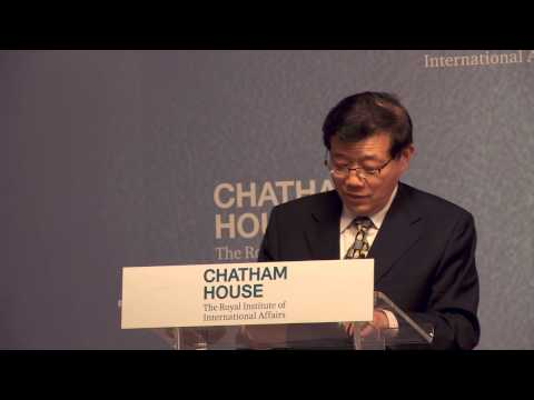 Event Speech: Fuelling the Innovation Economy- China and the UK