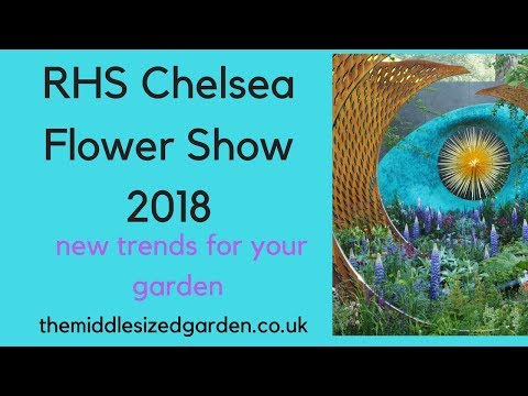 RHS Chelsea Flower Show 2018 - what it means for your garden