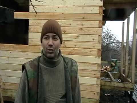 Видео отзыв о строительстве дома по проекту Пестово от компании Русские Дома 53 в г. Липецк