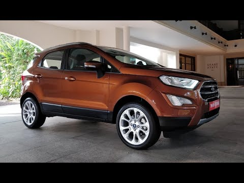 2018 new ford ecosport titanium plus r17 bridgestone. Black Bedroom Furniture Sets. Home Design Ideas