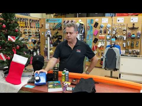 Diving with Dive Source | Stocking stuffers and gift ideas