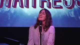 Sara Bareilles - 'She Used To Be Mine' | Waitress London