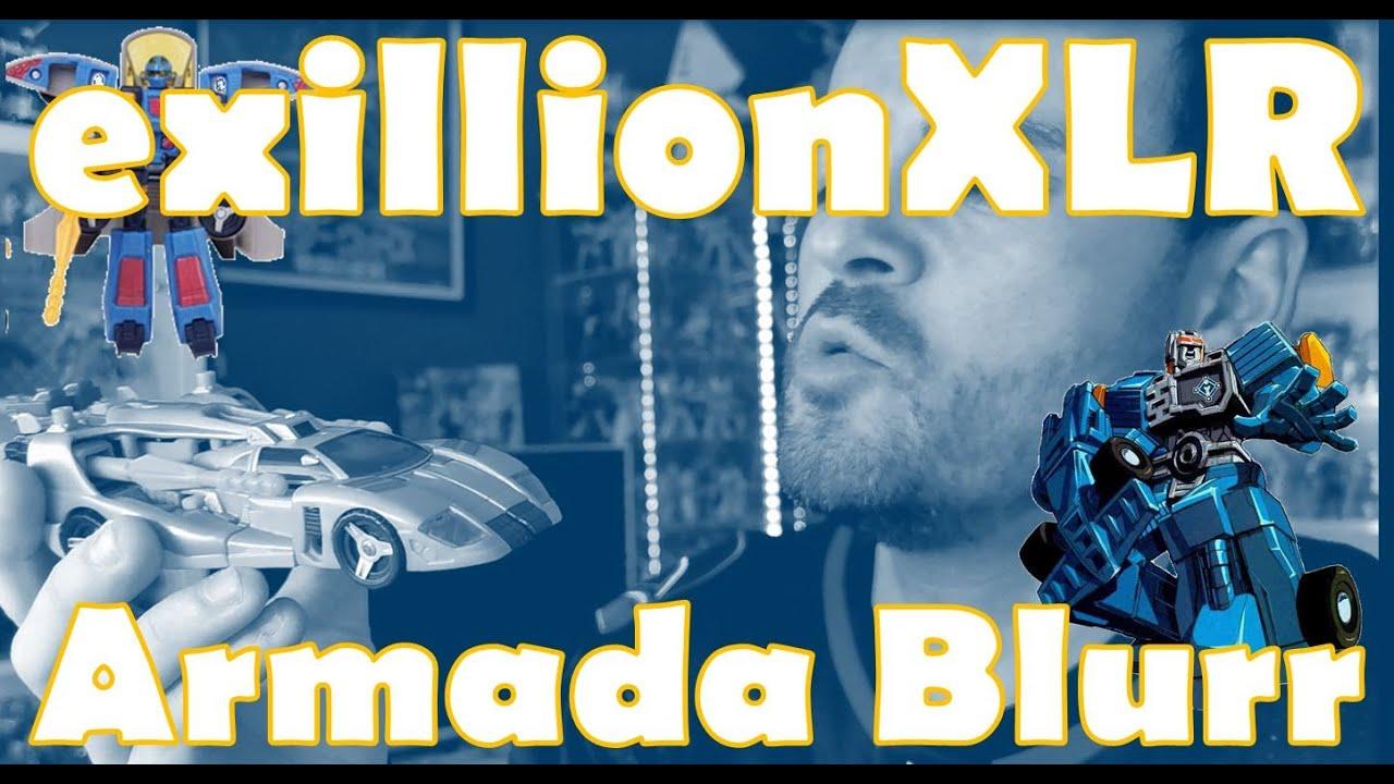 exillionXLR - Armada Blurr and it's Pretty Dumb!