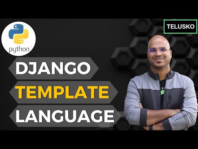 #5 Django tutorials   Django Template Language   DTL