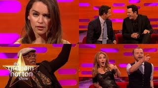 Download Graham's Top 10 Moments From Season 17 - The Graham Norton Show Mp3 and Videos