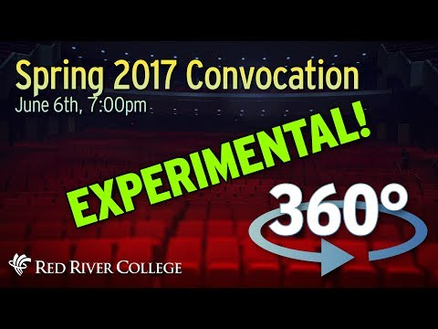 Tuesday, June 6, 2017 7PM - Spring Convocation - 360 Stream