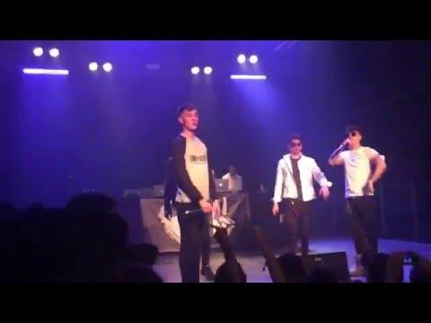 DPG - Mafia LIVE Milano Magazzini Generali 13.05.16